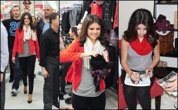 11/11/12: Selena retournant à son hôtel, à New York avec sa cousine Priscilla