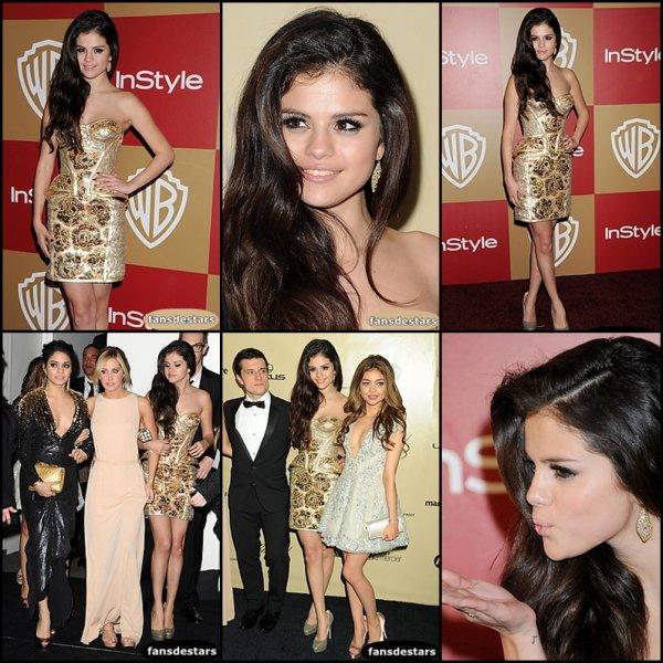 13/01/2013 : Selena sortant d'une pharmacie dans le quartier d'Encino, LA.