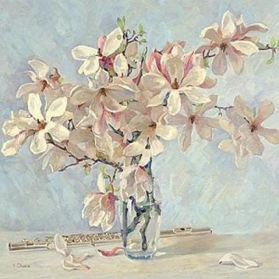 VALERY-CHUITKOV : FLEURS