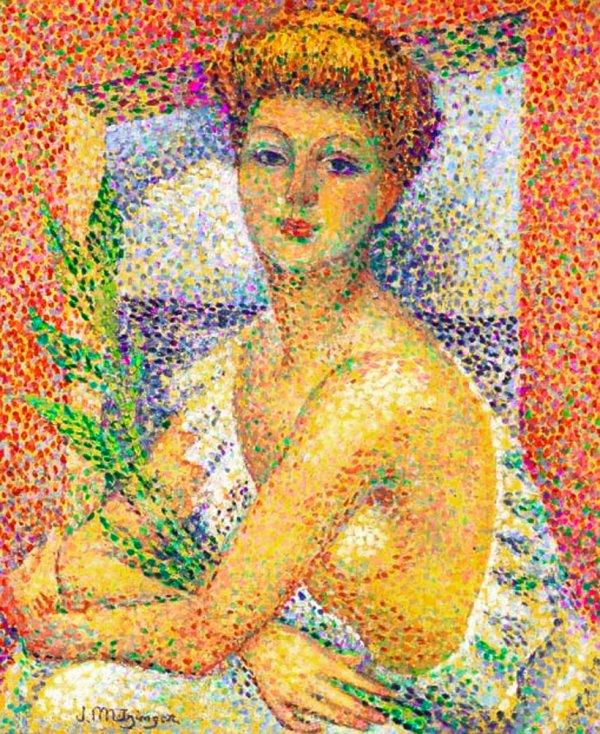 pointillism artists