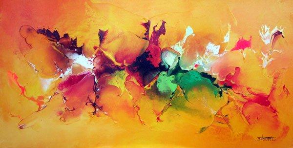 Thierry zdzieblo abstrait blog de lartistshow - Les plus beaux tableaux abstraits ...