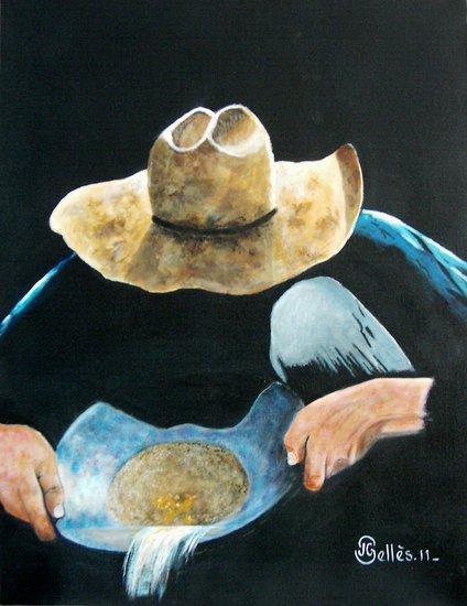 JEAN-CLAUDE SELLES BROTONS peintre Mourenxois (64)