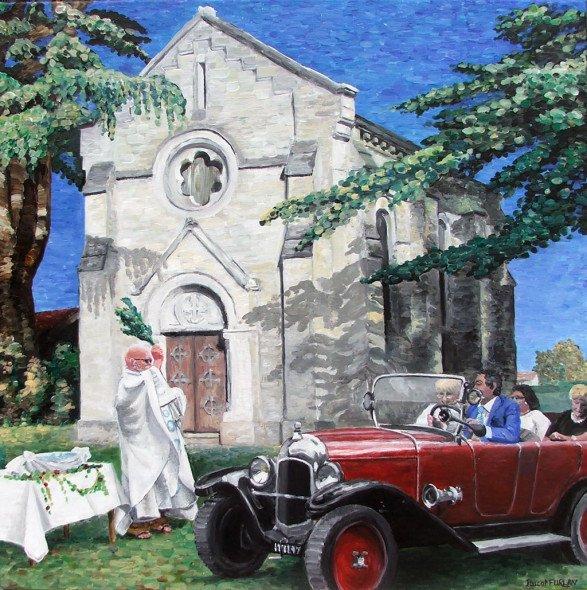 PASCAL FURLAN peintre Lot et Garonnais