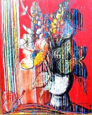 ARTISTE BASQUE:  RODOLPH CAILLAUX