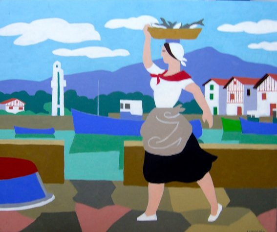 ARTISTE BASQUE: URANDIA