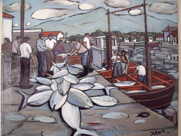 ARTISTE BASQUE: XALO