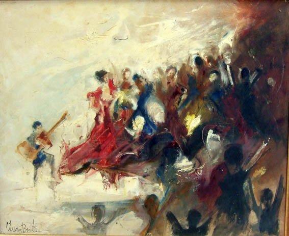 ARTISTE BASQUE: JUAN BENITO