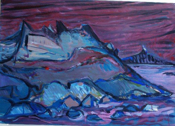 VINCENT RIVIERE artiste Corse