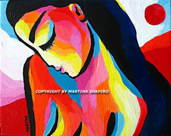 MARTINA SHAPIRO