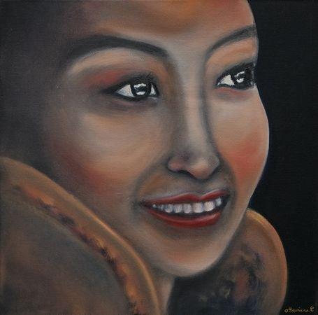 CHRISTELLE OTTAVIANO artiste internationale Bordelaise
