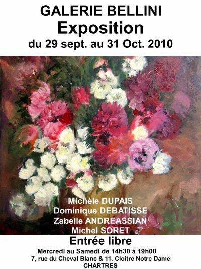 GALERIE BELLINI - Nouvelle Exposition