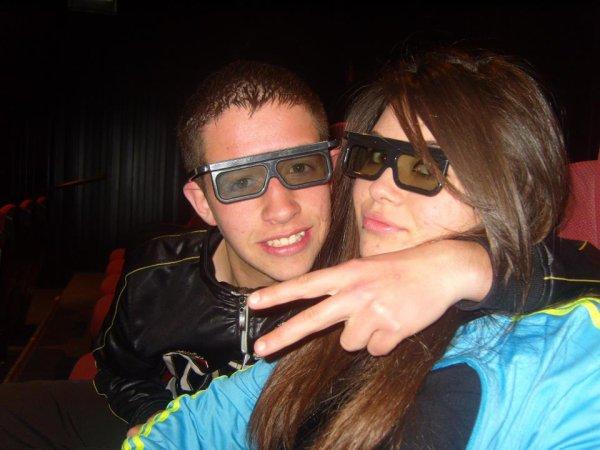 Moi & lui au cinéma 4D a bellewearde