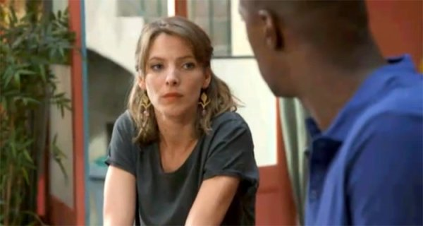 Cut : Élodie Varlet (Estelle dans Plus belle a vie) dans la saison 4