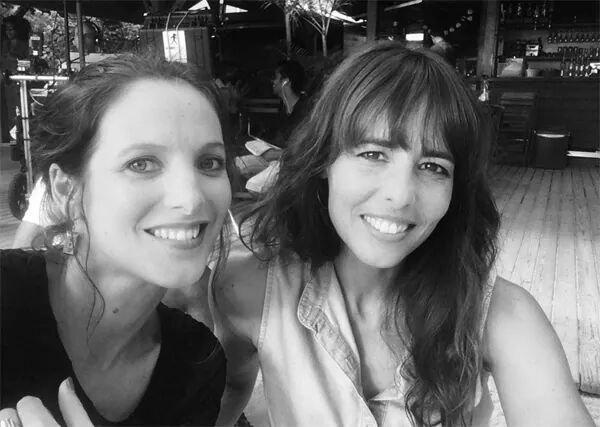 Elodie Varlet & Julie Boulanger
