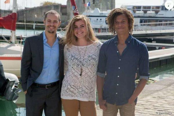 Adil & Lulu & Jules