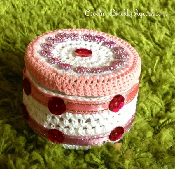 Petit pot Binckly: Modèle n°2