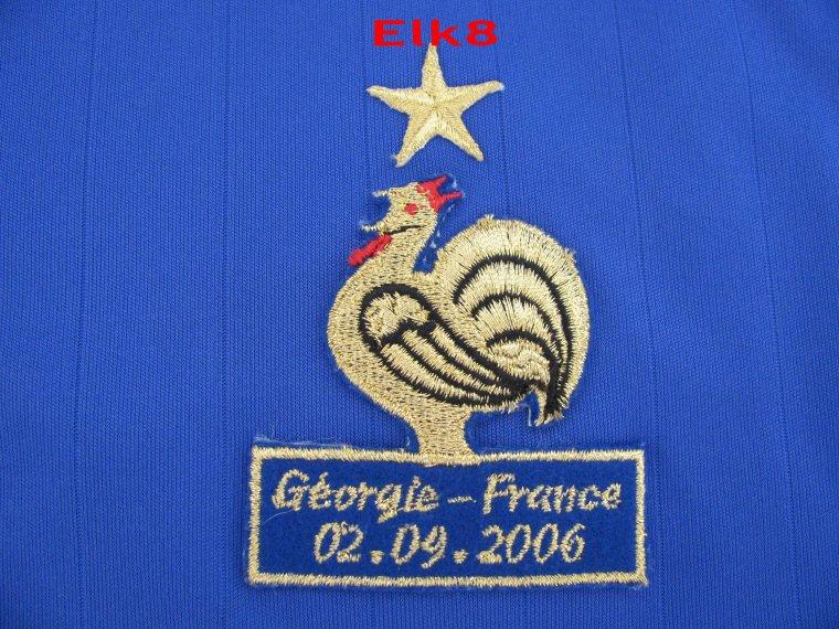 MAILLOT EQUIPE DE FRANCE FRANCK RIBERY