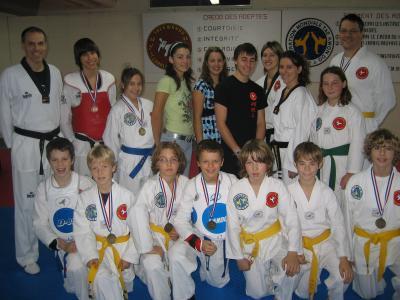club taekwondo de charlesbourg