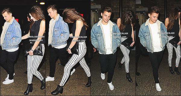 21/02/2013: Eleanor et son copain Louis ont été aperçus alors qu'ils quittaient le « Brits After Party » UK. J'aime bien les photos, ils sont vraiment mignons ensemble! Comme toujours j'adore la tenue d'Eleanor, aucunes fautes de goût, top.