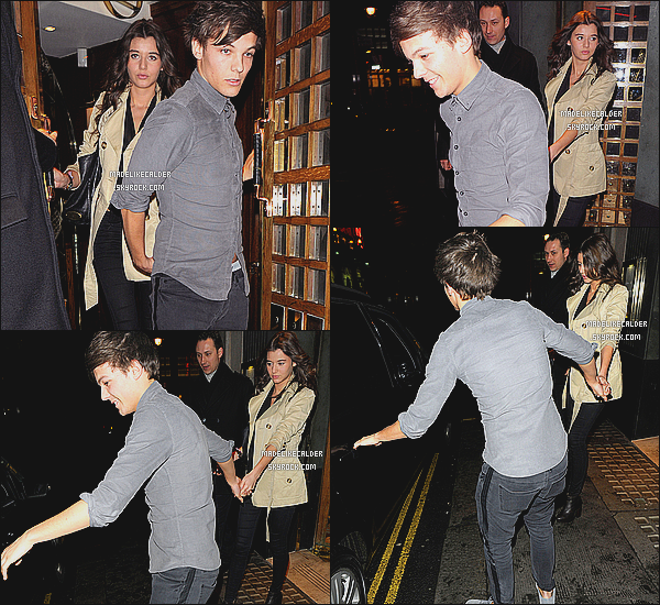 ____• 05/02/12 • LE COUPLE LOUANOR QUITTANT LE RESTAURANT IVY, UK.