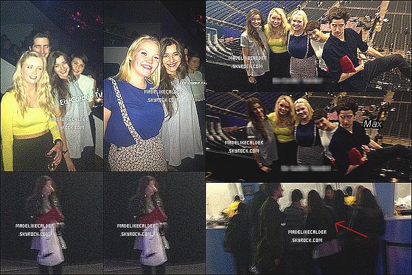 19/02/14 : La jolie Eleanor Calder était présente au Brit Awards 2014 pour supporter son copain Louis Tomlinson, Royaume-Unis. Encore une fois, pas beaucoup de photos HQ sont disponibles, j'aurais aimée en avoir plus... Par contre j'aime beaucoup la photo de Gemma, Eleanor et Sophia.