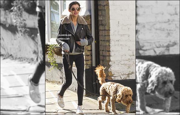 22/03/15 : Notre fabuleuse Eleanor Calder à été aperçue et photographiée marchant avec son chien Bruce, dans les rues de Londres. Eleanor ne serait apparemment plus avec son copain Louis Tomlinson d'après des rumeurs et photos de Louis embrassant une autre fille. Article avec détails à venir.
