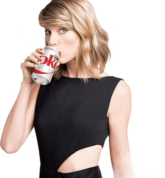 Taylor pour Subway & Diet Coke - #MeetTaylor Promotion