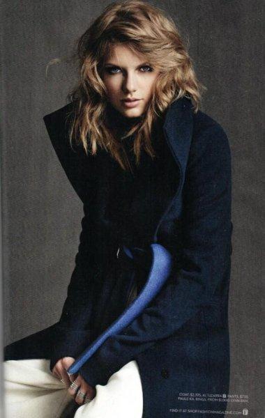 #Photoshoot / #Scans : Fashion Magazine - Novembre 2014