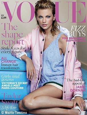 Vogue UK - Novembre 2014 | 1ERE PARTIE