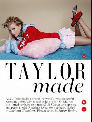 Vogue UK - Novembre 2014 | 1ERE PARTIE