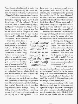 Vogue UK - Novembre 2014 | 2EME PARTIE