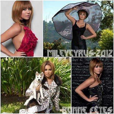 Bonnes fêtes sur mileycyrus-2012 !!!