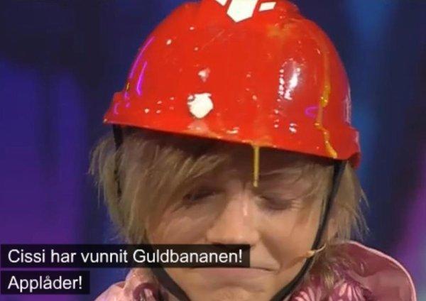 Ulrik a participer a une émission pour les jeunes enfants