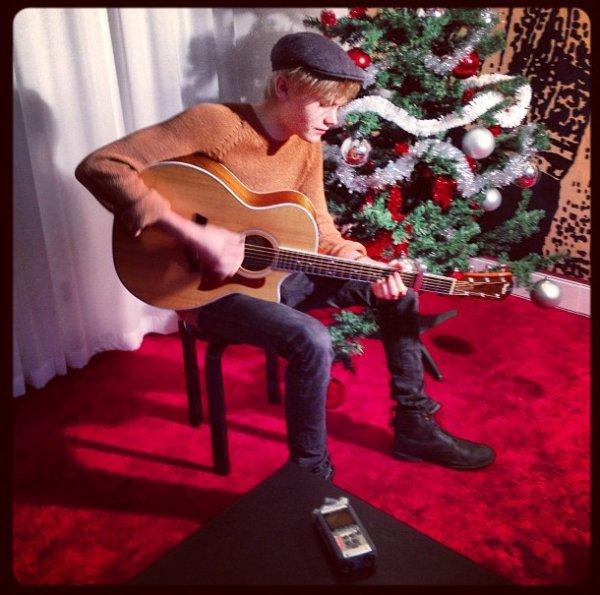 Noël avec Ulrik