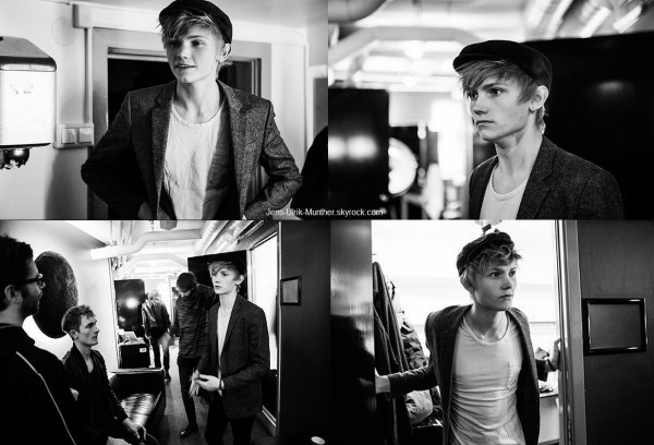 Photo de Ulrik prise a Stockholm