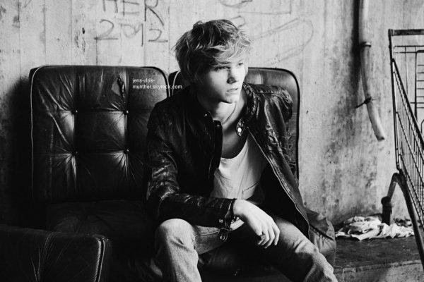 Archive : L'un des photoshoot d'Ulrik