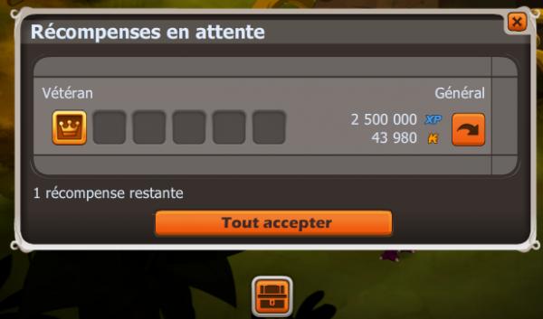 Up 200 de l'éni :D
