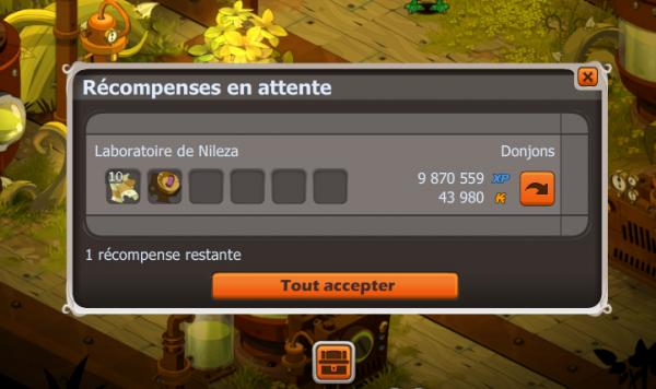 2ème Partie, Nileza !