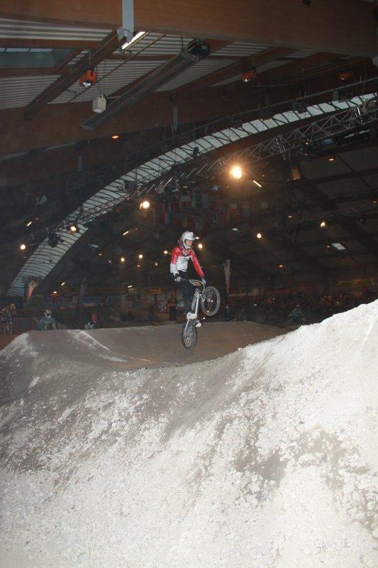 Indoor de St Etienne !!!