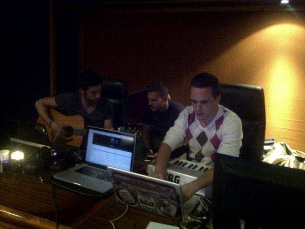 Preparation du 5eme album ;)