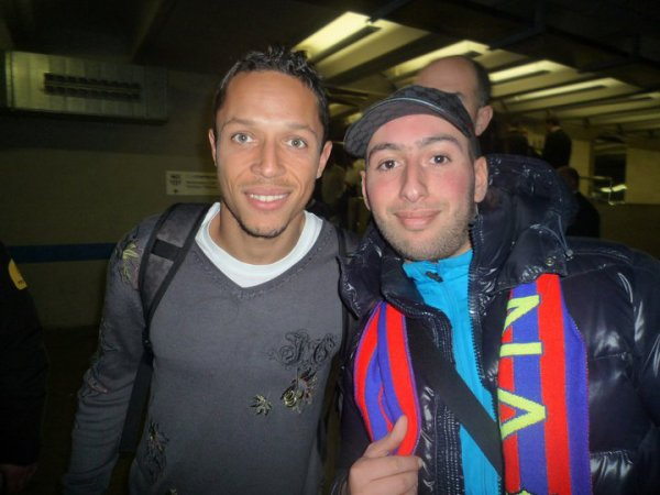 Adriano (arriere du FC BARCELONE) & I2h