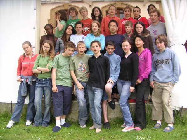 Les classe vertes de la 1s