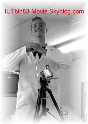Les Vidéos des Délires des élèves de l'IUT Génie Biologique