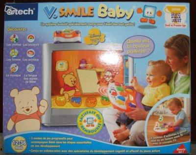 console v smile baby winnie le monde magique de winnie l. Black Bedroom Furniture Sets. Home Design Ideas