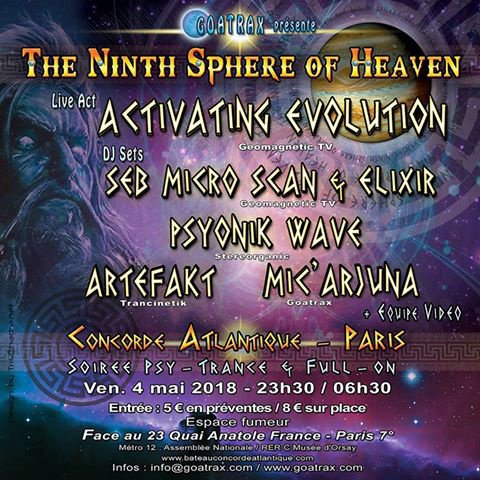 THE NINTH SPHERE OF HEAVEN