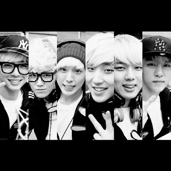B.A.P fithing