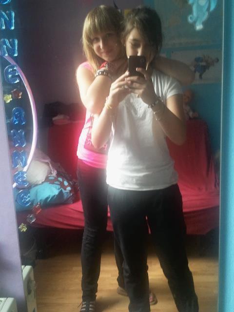 Moi & elle ♥
