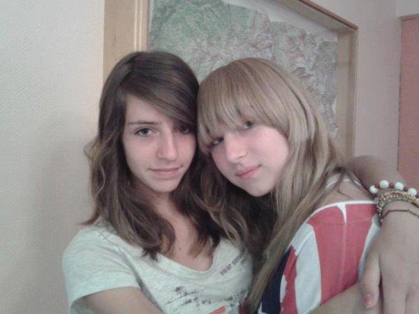 Julia & moi ♥