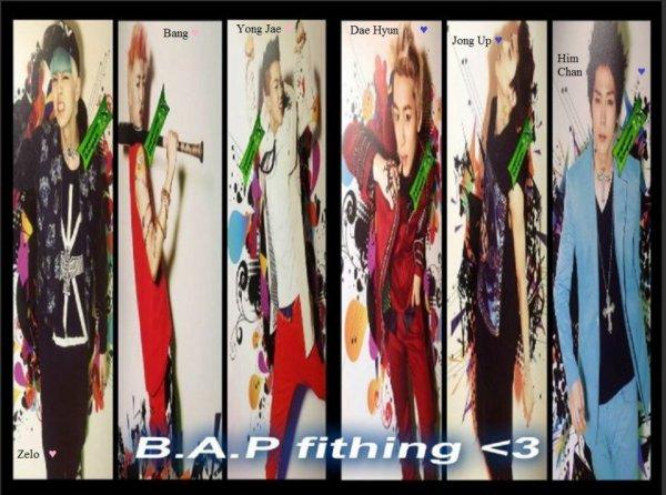 B.A.P image récente ♥