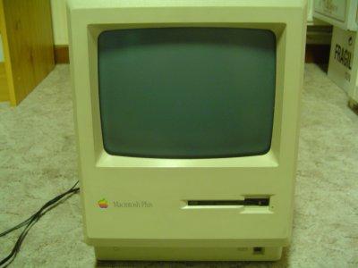 Le compact par excellence : le Macintosh Plus